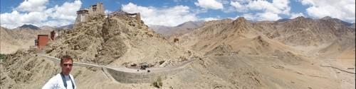 Günter Mair / ladakh_palastpanorama / Zum Vergrößern auf das Bild klicken