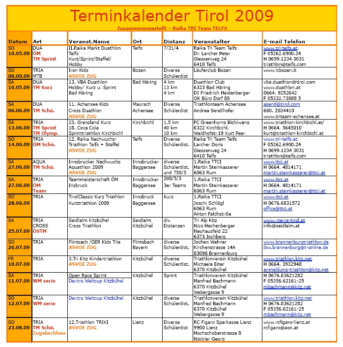 skamen / tiroler_veranstaltungskalender_2009